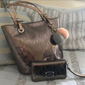 MK Purse With Wallet